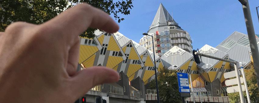 Cubehouses Rotterdam