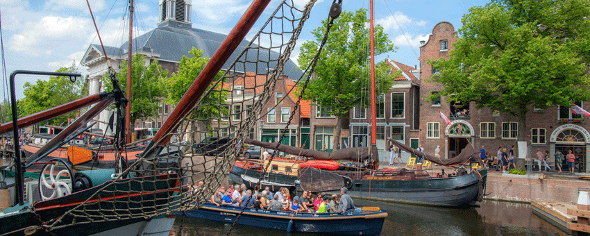 Around Rotterdam Schiedam Dordrecht Delft Gouda The Hague visit Rotterdam DMC Touroperator Rotterdamexperience